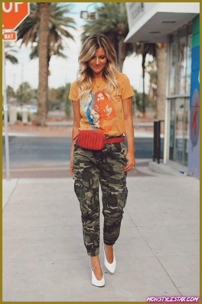 20 idées étonnantes de pantalons de camouflage à essayer