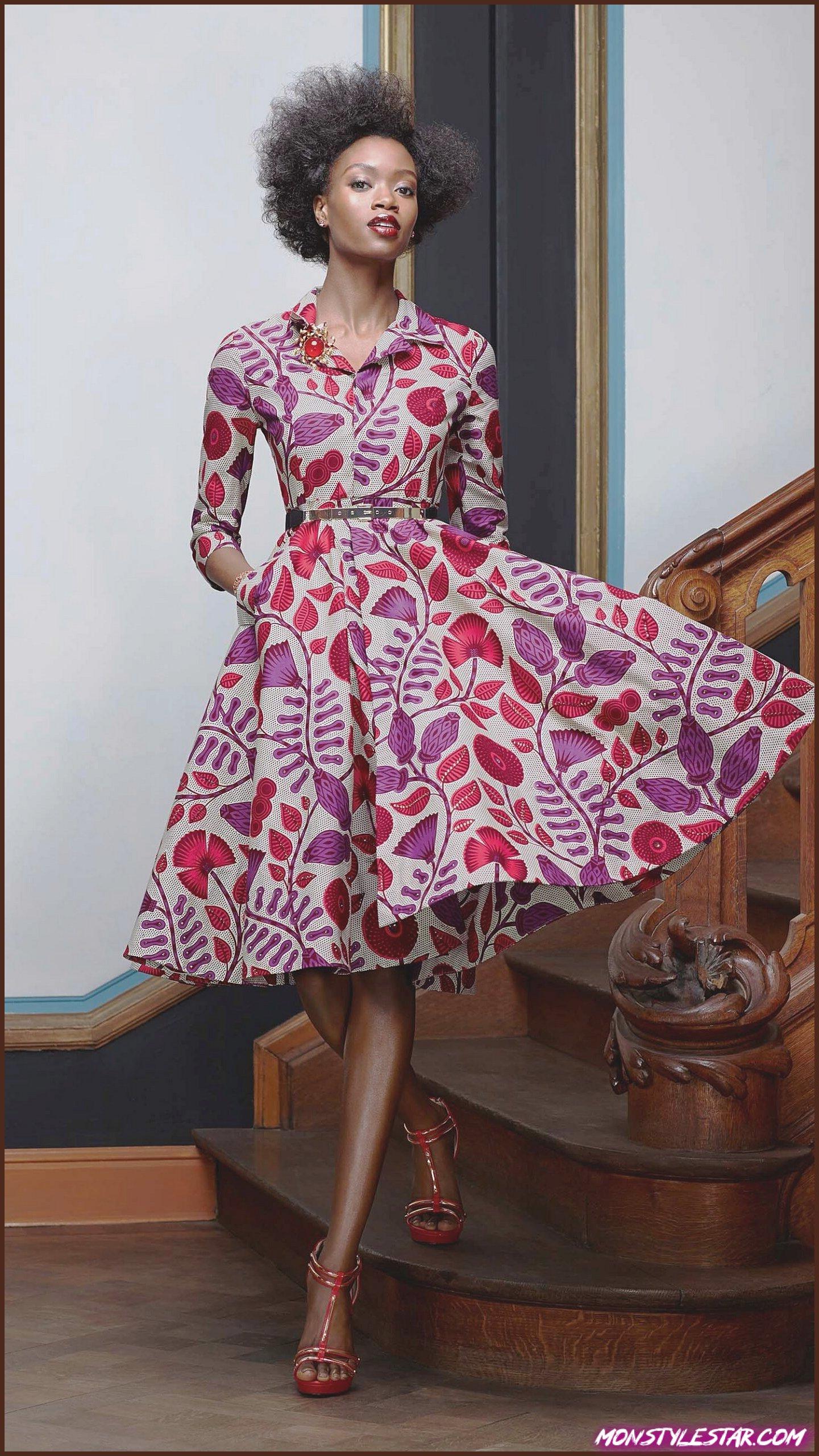 20 idées étonnantes de robe Kitenge