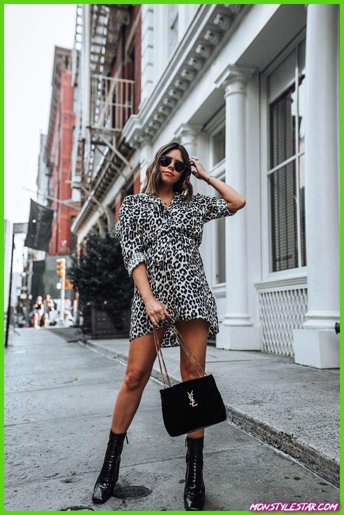 Photo de 20 idées étonnantes de robe léopard à essayer