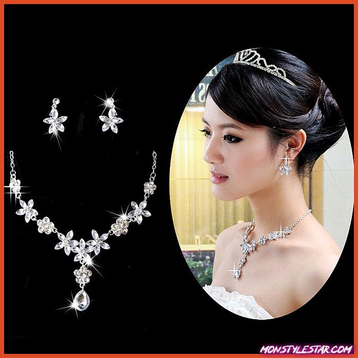 25 colliers uniques pour les bijoux de mariée