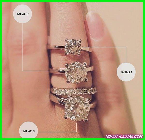 Photo de 3 meilleures façons de choisir une bague de fiançailles