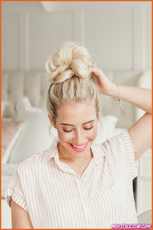 5 coiffures durgence pour quand vous navez pas le temps