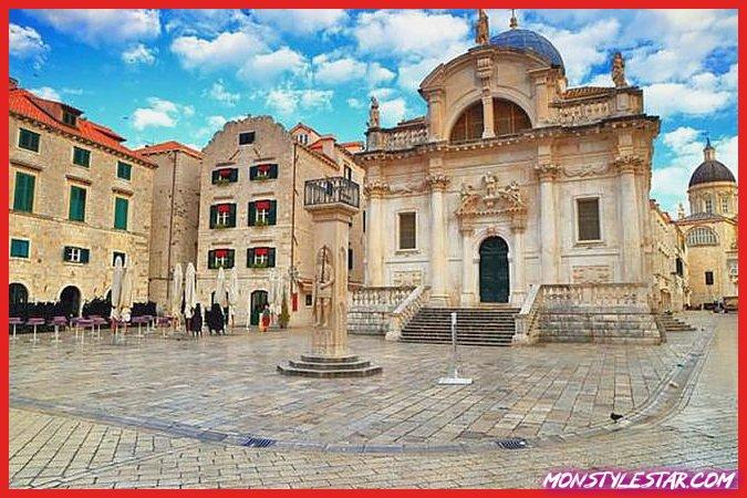 Les 10 meilleures scènes et plages de Dubrovnik qui attirent les touristes