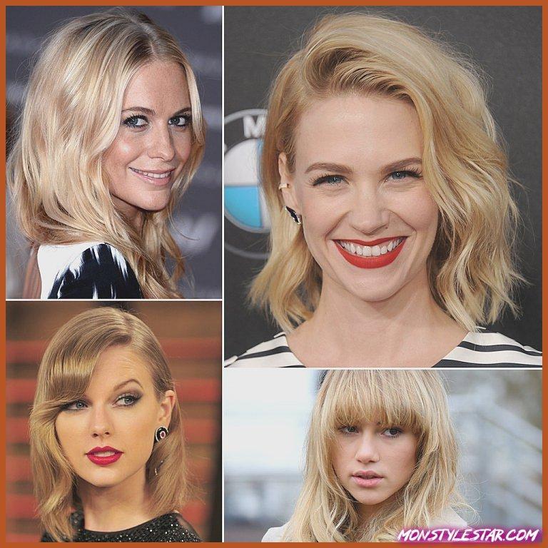 Les plus chaudes 14 tendances de cheveux dété des célébrités