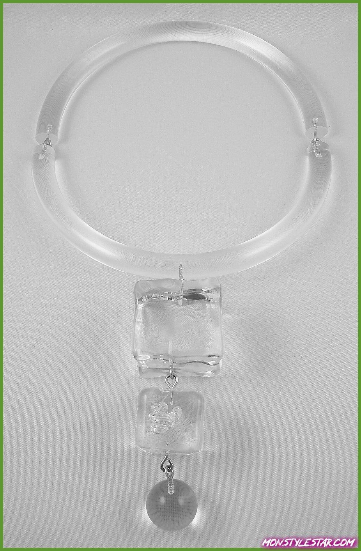 Tendances de bijoux de collier inhabituelles