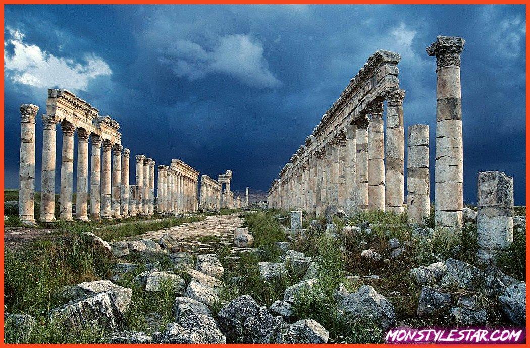 Photo de Top 10 des villes les plus anciennes des pays arabes
